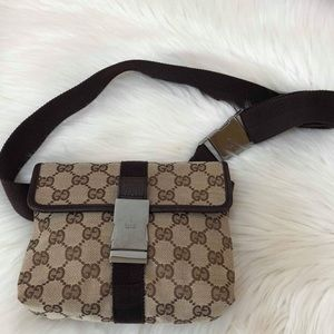 GUCCI BELT BAG - VERY GOOD CONDITION
